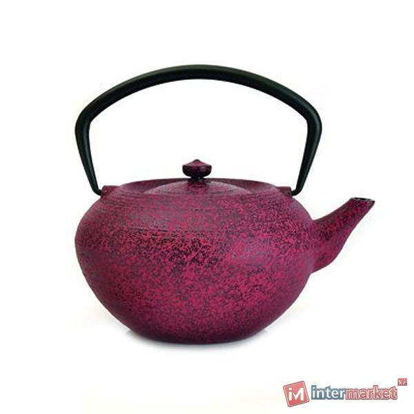 Чайник заварочный чугунный Berghoff 1,25 л темно-красный 1107050