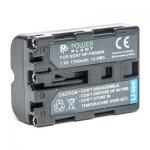 Аккумулятор PowerPlant Sony NP-FM500H 1700mAh
