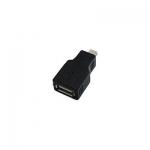 Переходник Espada USB Type Af - mini USB m