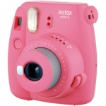 Фотоаппарат моментальной печати Fujifilm INSTAX MINI 9 (розовый)