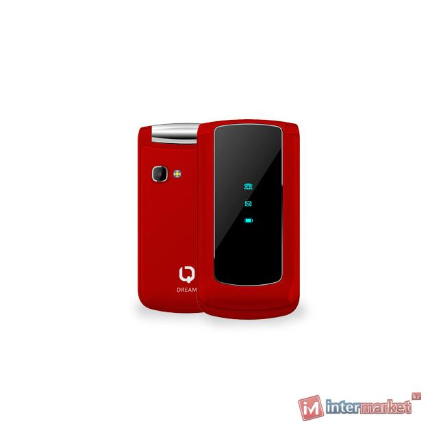 Телефон BQ BQ-2405 Dream, Red