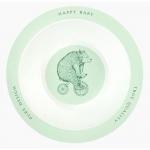 Тарелка Happy Baby глубокая Feebing Bowl 15016 Olive