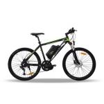 Электровелосипед GREENBIKE XTE 600